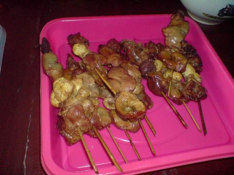 Sate Ayam Pak Gareng