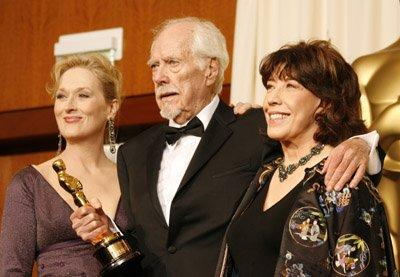 Robert Altman, Meryl Streep, Lily Tomlin