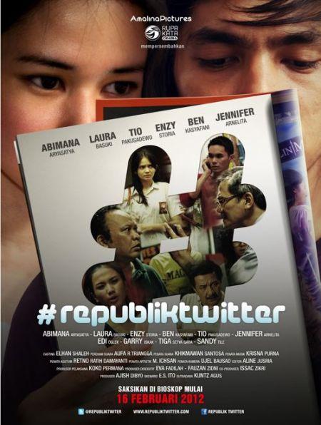 Poster Republik Twitter