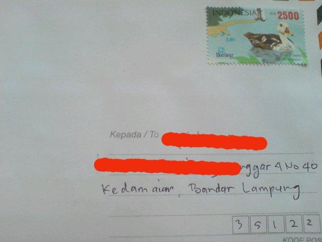 Surat Pos