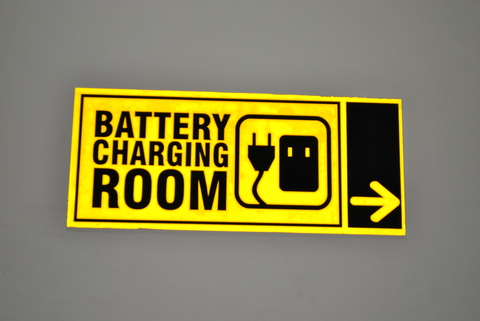 Charging Room