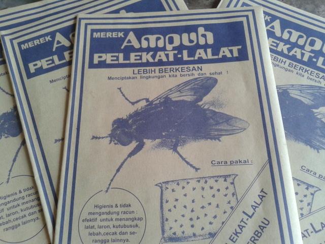Kertas Lem Lalat