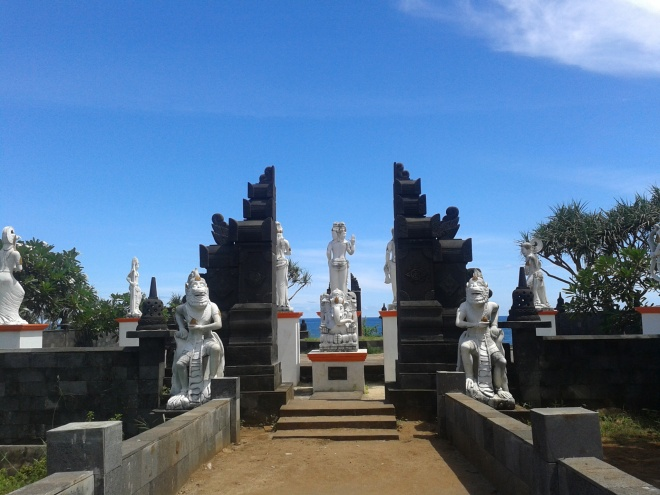 Welcome to Ngobaran Beach - Gunungkidul