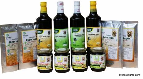 Arenga Organic Palm Sugar