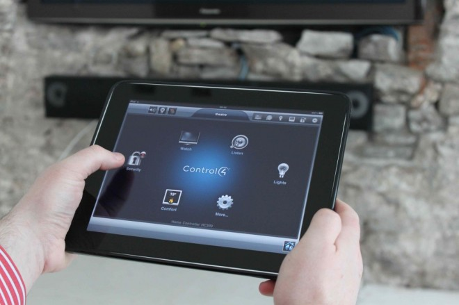 lamudi Tablet-Home-control