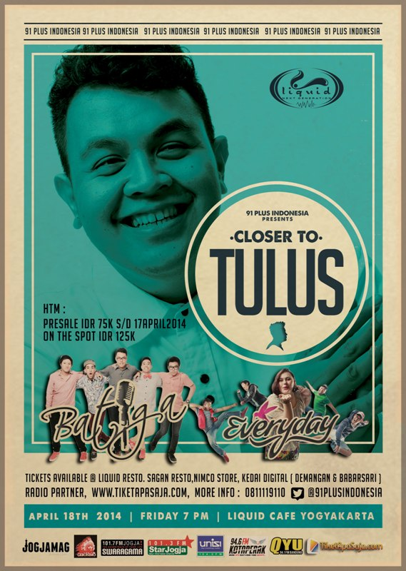 Closer to Tulus