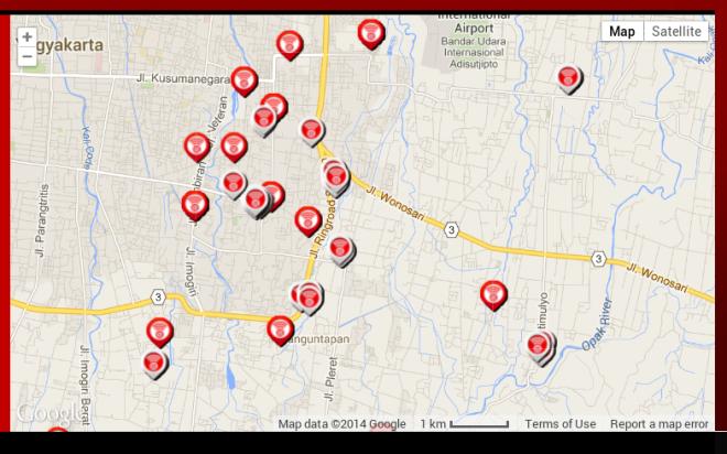 Lokasi Hotspot wifi.id