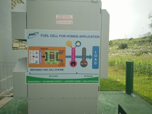 Fuel Cell and Hydrogen Technology di Baron Techno Park