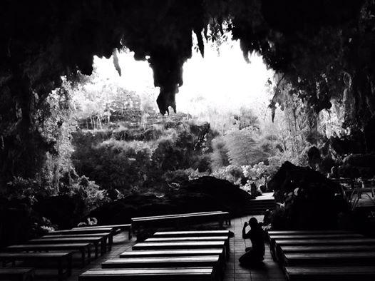 gua maria tritis paliyan gunungkidul