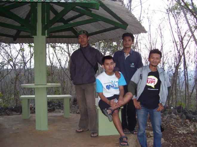puncak bukit sodong
