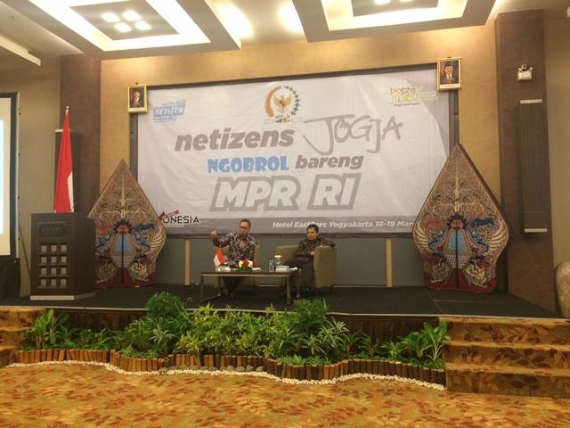 4 Pilar MPR dan Masa Depan Indonesia