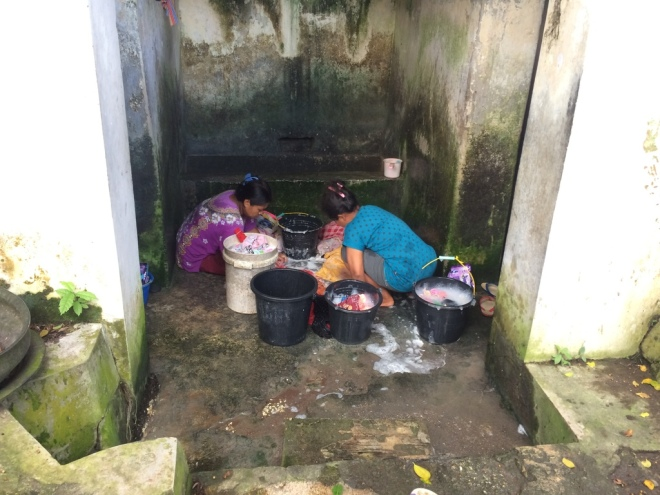 Bagaimana Masyarakat Secara Arif Memanfaatkan Air di Sendang Talang Warih di Desa Sodo