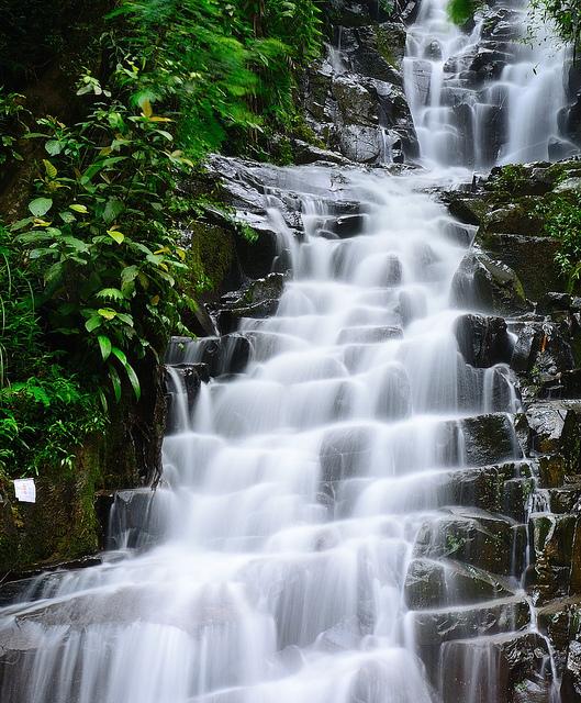 Air terjun Irenggolo - Kediri