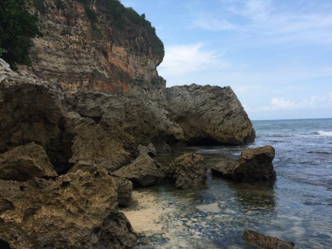 Pantai Gunungkidul Pantai Nunggah