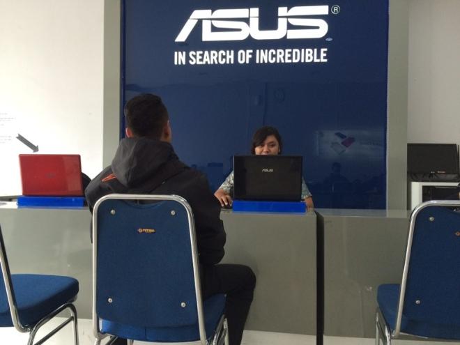 Pelayanan Pelanggan ASUS Service Center Yogyakarta