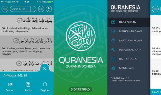 Quranesia (foto diambil dari MakeMac)