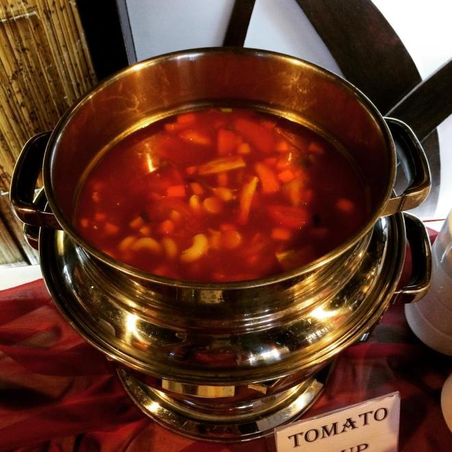 Tomato Soup di Bale Raos Fusion - Ground Floor Jogja City Mall