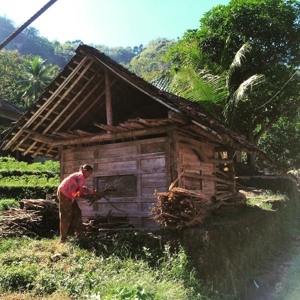 Aktivitas Penduduk Selo Pamioro Imogiri Bantul