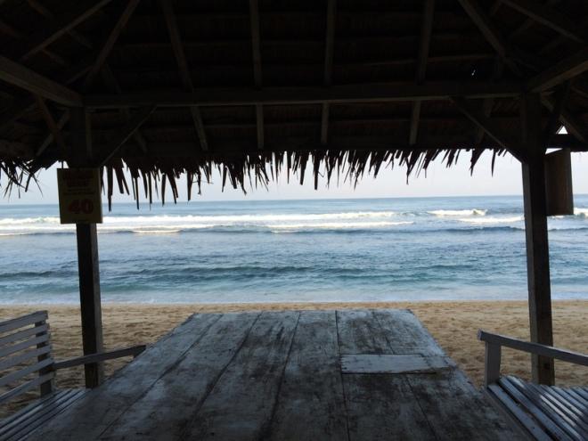 Pantai Pulang Syawal (Pantai Indrayanti) Gunungkidul