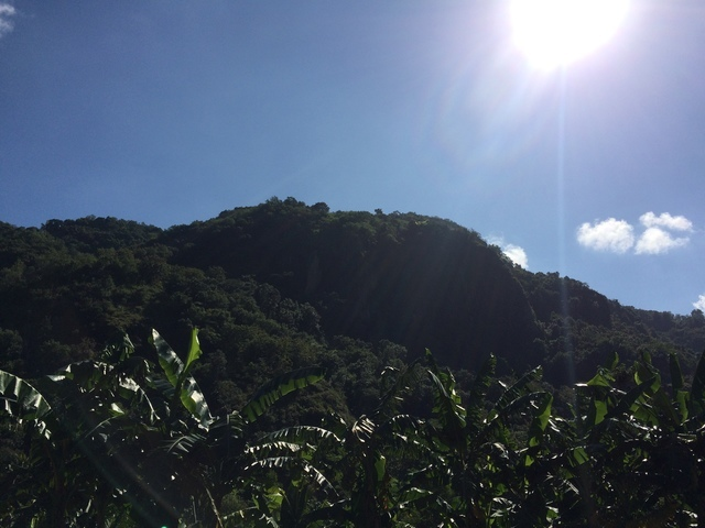 Puncak Panguk Nampak dari Watu Payung Geoforest