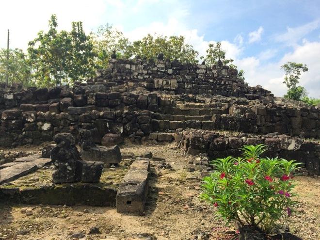 Situs Candi Risan di Candisari Semin Gunungkidul