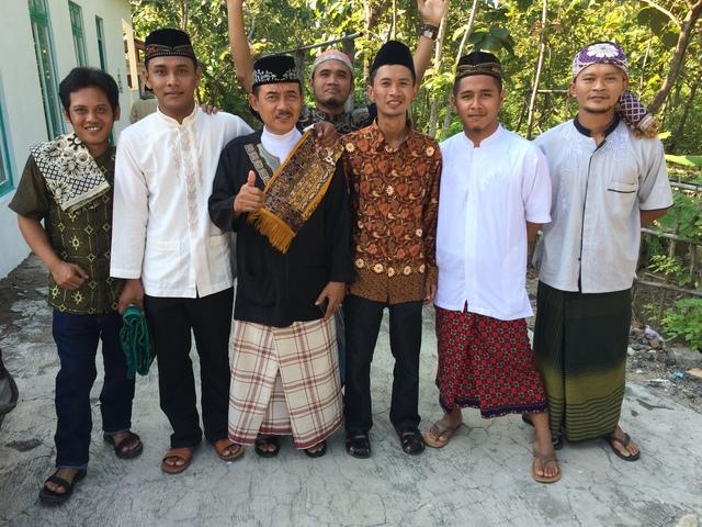 Foto-foto setelah Syawalan di Balai Padukuhan Karangmojo B