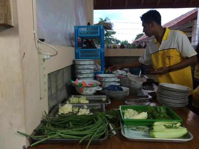 Taman Kuliner Wonosri: Dapur P-3 Joyo