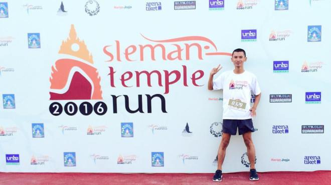 Sleman Temple Run 2016