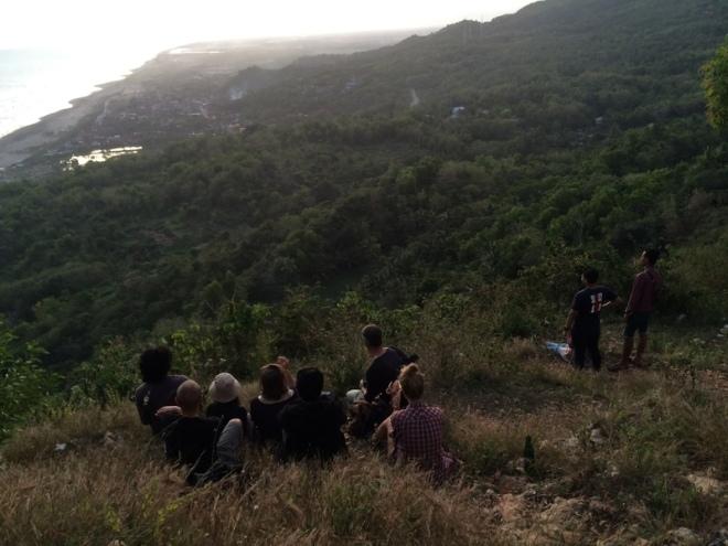 Sunset Party at Jogja Sunset Park