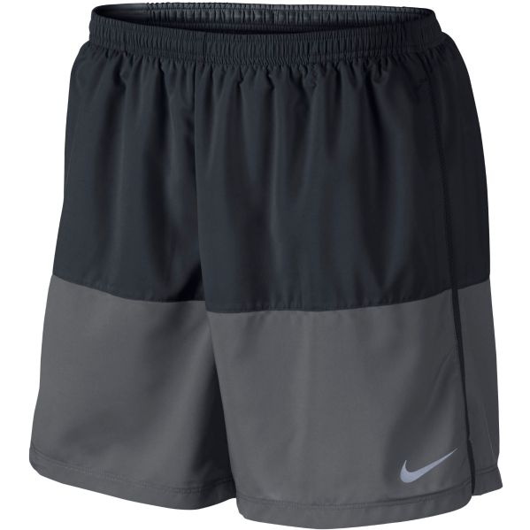 Nike-5-Distance-Short-SU15-Running-Shorts-Black-Anthracite-Q2-15-642804-010