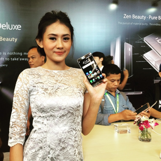 Beauty of Zenfone 3 Deluxe