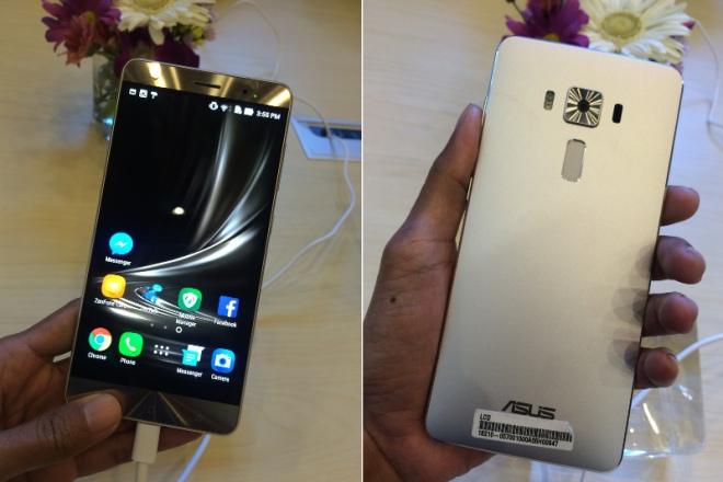 Zenfone 3 Deluxe on Asus Zenvolution Bali Nusa Dua Convention Center