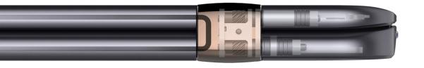 Zenbook Flip UX 360UA Design: Jewel Hinge