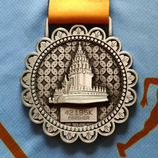 finisher medal mjm2017