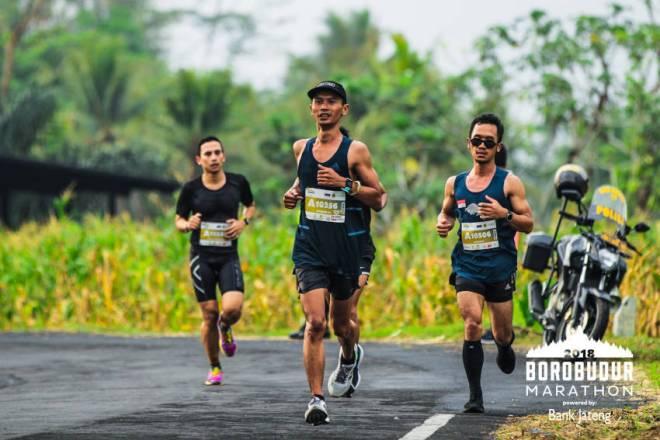 Jarwadi Borobudur Marathon 2018