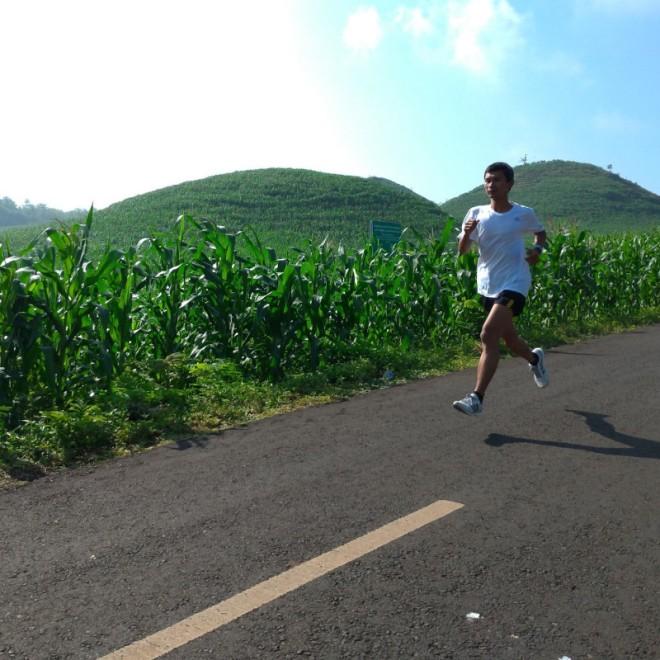 Jarwadi Run Gunung Bagus Gunungkidul