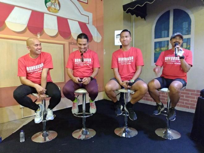 Borobudur Marathon 2019 Roadshow 1