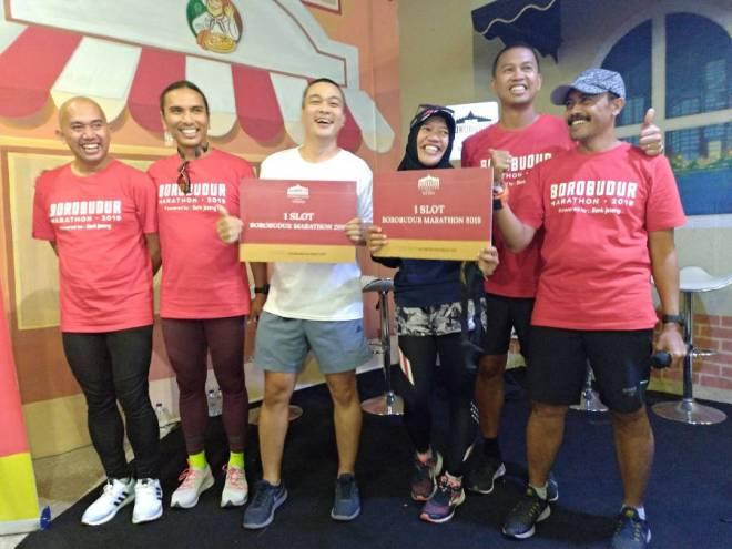 Borobudur Marathon 2019 Roadshow 3