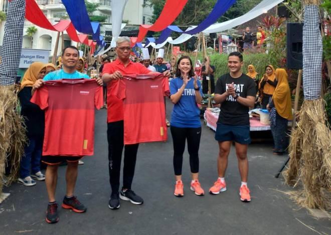 launch jersey borobudur marathon 2019 1