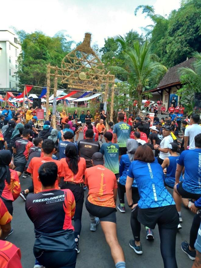 launch jersey borobudur marathon 2019 2