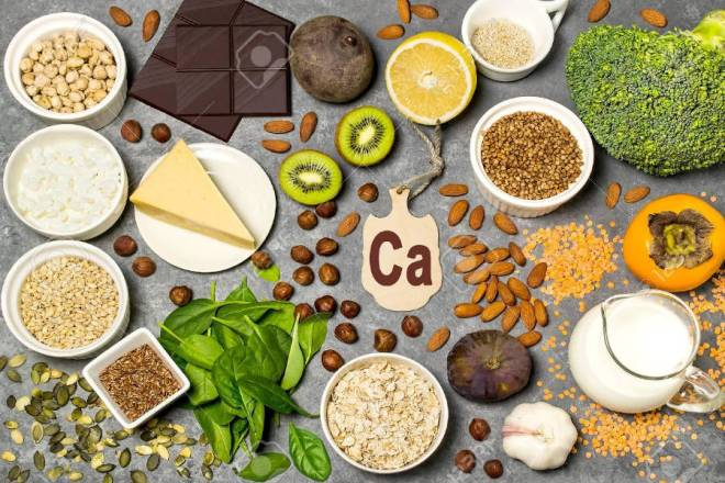 Makanan Sumber Mineral Kalsium
